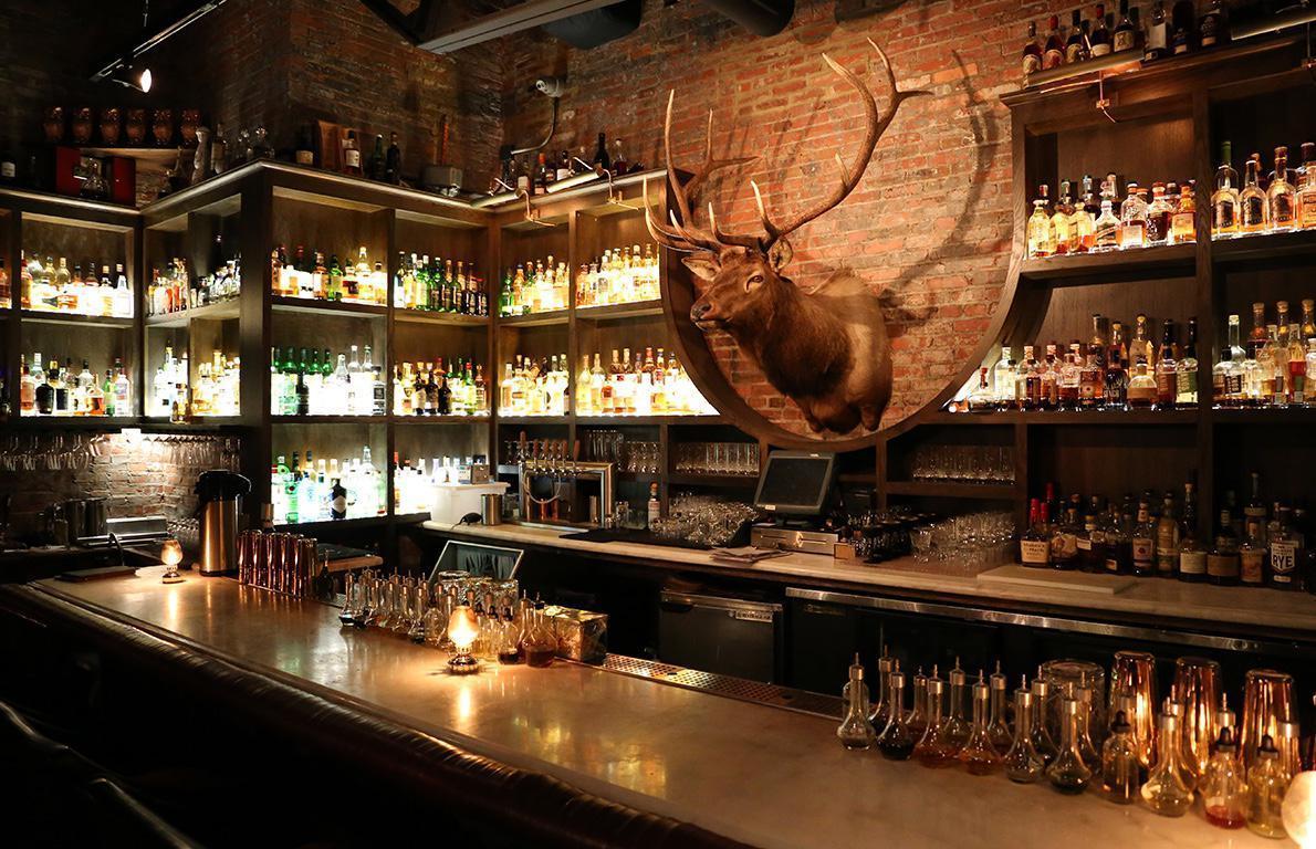 The Elk Room in Baltimore